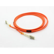 LC / PC-LC / PC 62.5 / 125 Patchcord duplex en fibre optique